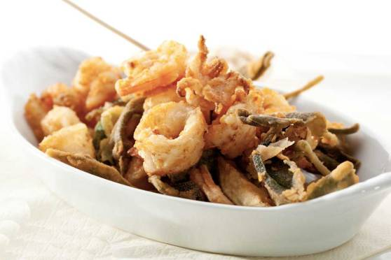 q-b  frittura di pesce