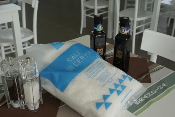 Sale di Cervia Olio - DOP Cartoceto