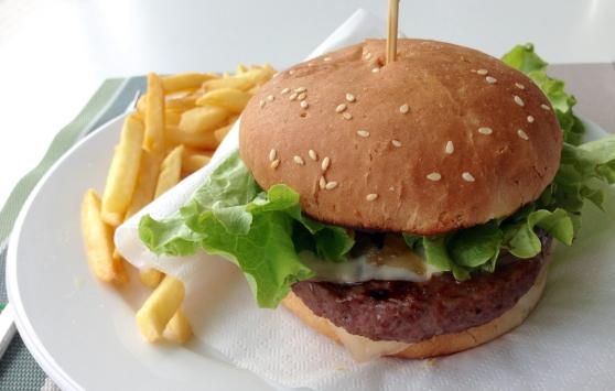 Hamburger a Pesaro
